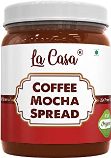 Coffee Mocha Chocolate Spread | Product of India | All Natural | Ganache | 350g |