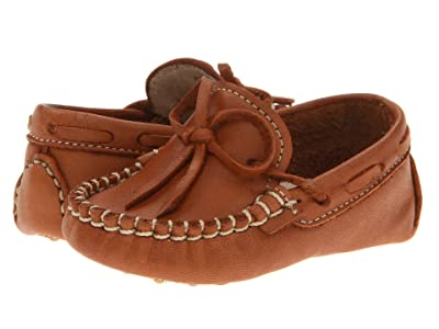 Elephantito Driver Loafers (Infant) (Natural) Boys Shoes