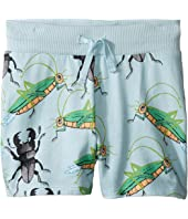 mini rodini - Insect Sweatshorts (Infant/Toddler/Little Kids/Big Kids)