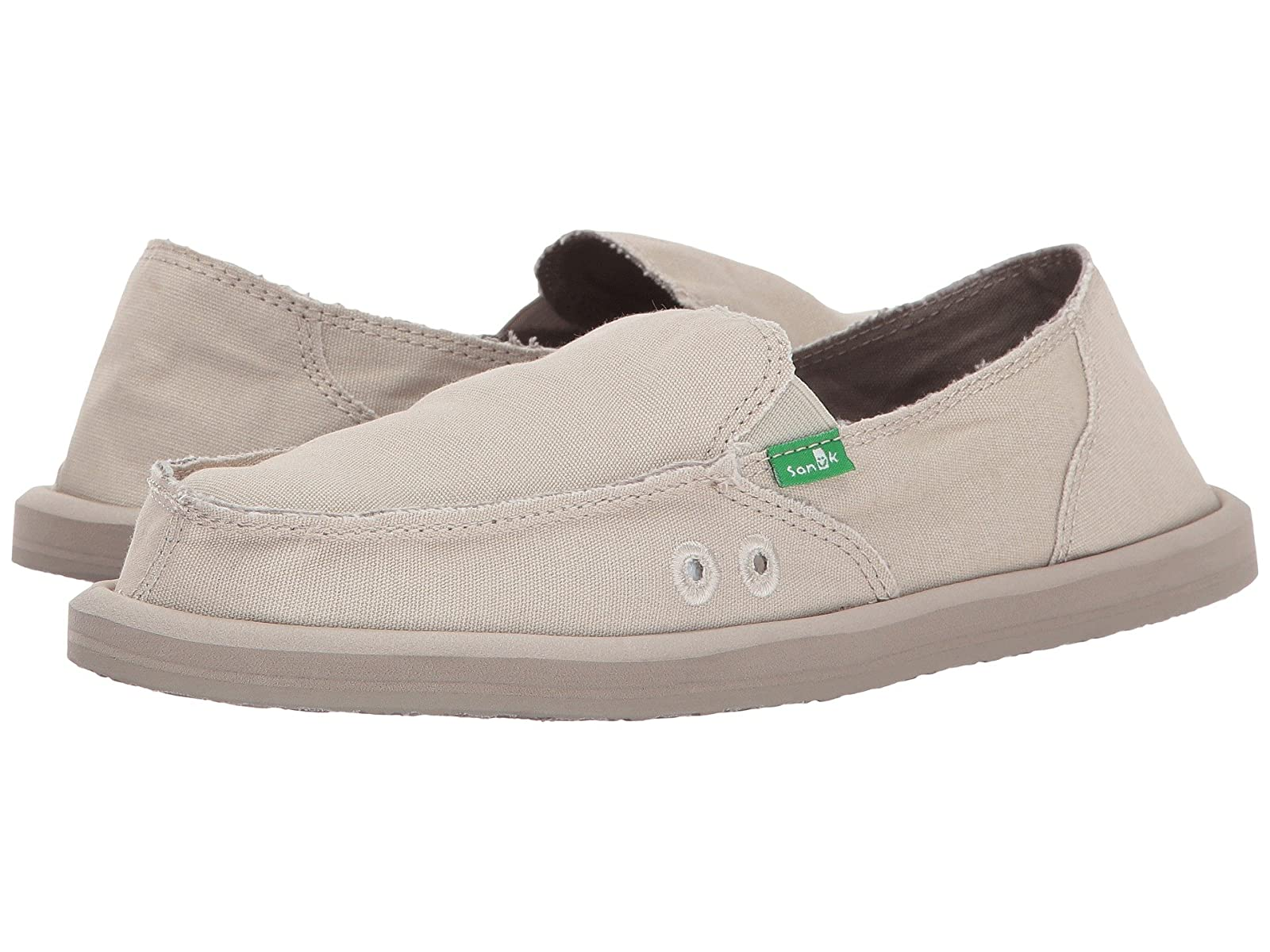 Sanuk Donna DailyAtmospheric grades have affordable shoes