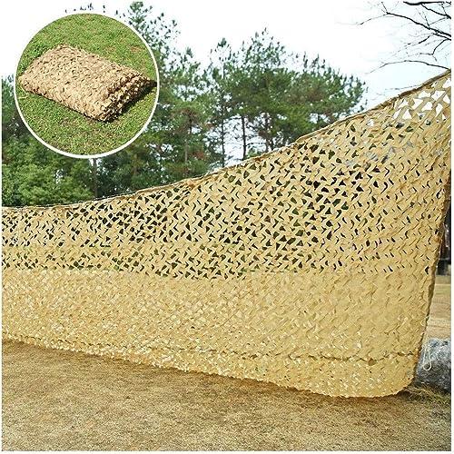 Filet de Camouflage 3x4m 5mx3m Prougeection Solaire Filet Camouflage Auvents Woodland Camouflage Maile Oxford Léger Pare-Soleil for Jardin Décoration Campement Camp Militaire Chasse Tente 6m 8m 10m