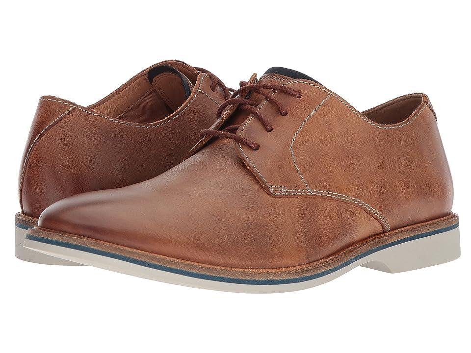 Clarks Atticus Lace (Tan Leather) Men