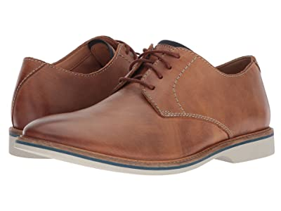 Clarks Atticus Lace (Tan Leather) Men