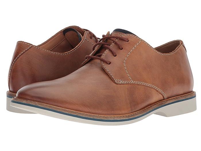 Clarks  Atticus Lace (Tan Leather) Mens Shoes