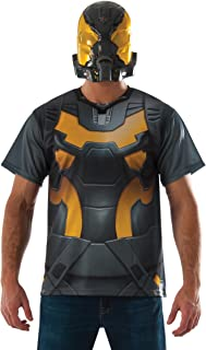 Rubie's Costume Co Men's Ant-Man Jacket T-Shirt and Mask