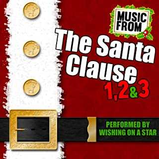 Music From: The Santa Clause 1, 2 & 3