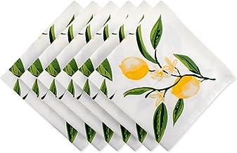 مفرش منضدة قطن من دي اي اي لحفلات العشاء، والزفاف، والاستخدام اليومي Napkin Set CAMZ38777