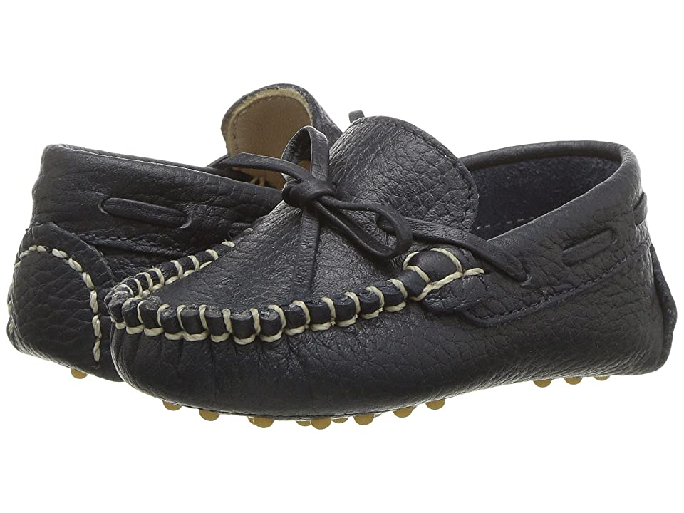 Elephantito Driver Loafers (Infant) (Navy) Boys Shoes