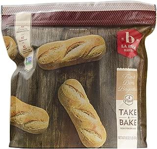 La Brea Bakery Take & Bake French Demi Baguettes, Pkg of 4 (Frozen)