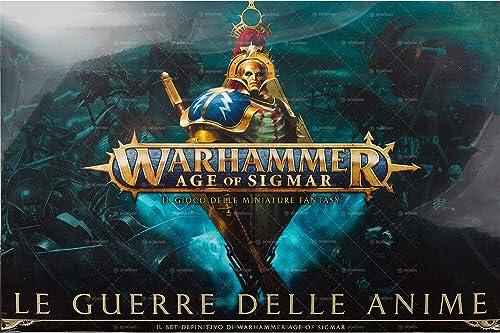 Warhammer - Age of Sigmar Soul Wars (Italian Edition)