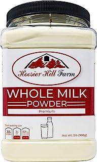 Hoosier Hill Farm All American Whole Milk Powder, 2 Pound
