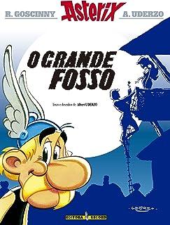 Asterix - O Grande Fosso - Volume 25