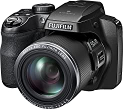 Fujifilm FinePix S9800 Digital Camera with 3.0-Inch LCD (Black) (Certified Refurbished)