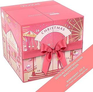 DOUGLAS Adventskalender 2021 Beauty -Premium EDITION- Frauen + Mädchen Kosmetik Advent Kalender , 24 Kosmetik Geschenke We...