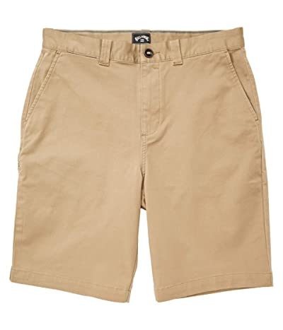 Billabong Carter Stretch (Dark Khaki) Men