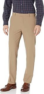 Men's Flex Flat Front Straight Fit Pant