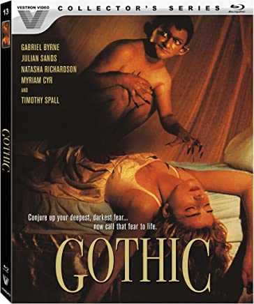 Gothic (Vestron Video Collector's Series) [Blu-ray]