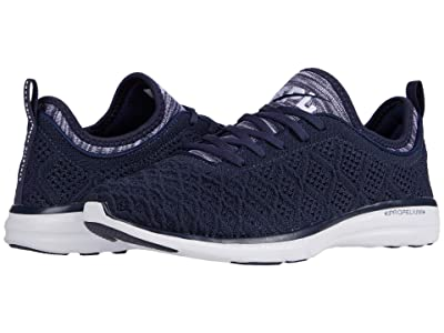 Athletic Propulsion Labs (APL) Techloom Phantom (Midnight/Midnight/White) Men