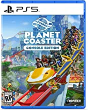 Planet Coaster - PlayStation 5 Edition
