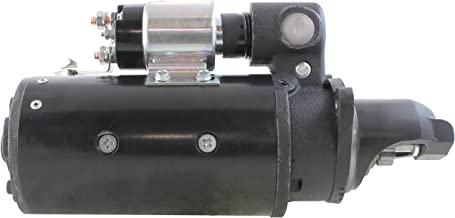 Gladiator New Premium Starter 100% Assembled and LOAD Tested in the USA!!! fits Hyster Lift & Straddle Trucks 1963-1976 44-4185 44-4190 91-01-4075