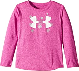 Big Logo Snowflake Long Sleeve (Toddler)