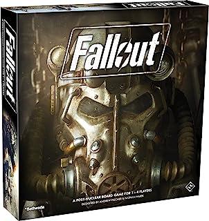 Fantasy Flight Games Fallout Board & Card Games