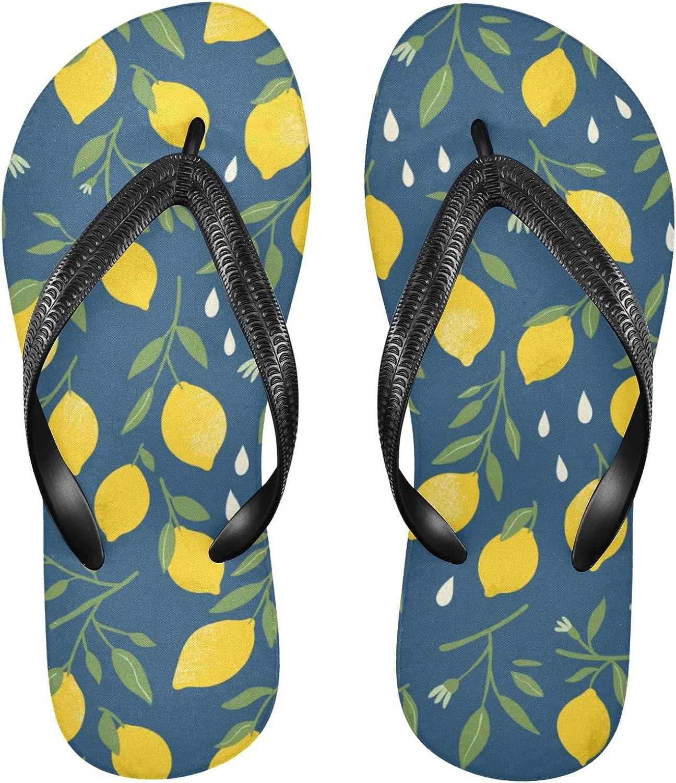 xigua Lemon Flip Limited Special Price Flops Cheap super special price Sandals for Light Men Soft Women Anti-Sl