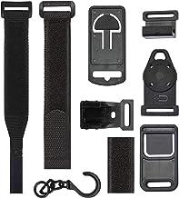 Universal Multimeter Magnet, Hook, and Clip Hanging Strap Kit Works With Multitesters Including Fluke Meters, Klein Tools ...