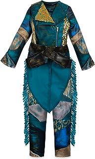 Disney Uma Costume for Kids - Descendants 3 Size Multi