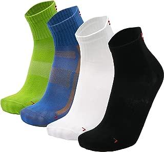 Quarter Athletic Socks, for Men & Women, 5 Pack