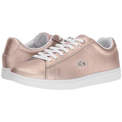 Lacoste Carnaby Evo 117 3 (Light Pink) Women