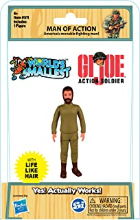 World's Smallest GI Joe