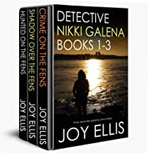 DETECTIVE NIKKI GALENA BOOKS 1-3 three absolutely gripping crime thrillers