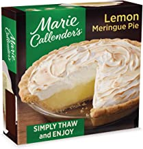 Marie Callender's Lemon Meringue Pie Frozen Dessert, 31.5 Ounce