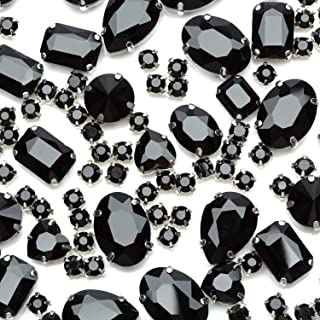 Best black glass claw Reviews