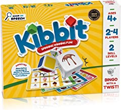 Zoom on Speech Kibbit - Bingo Style Game Targeting Descriptive Language, Sentence Structure, and Ability to Follow Multi-Component Directions
