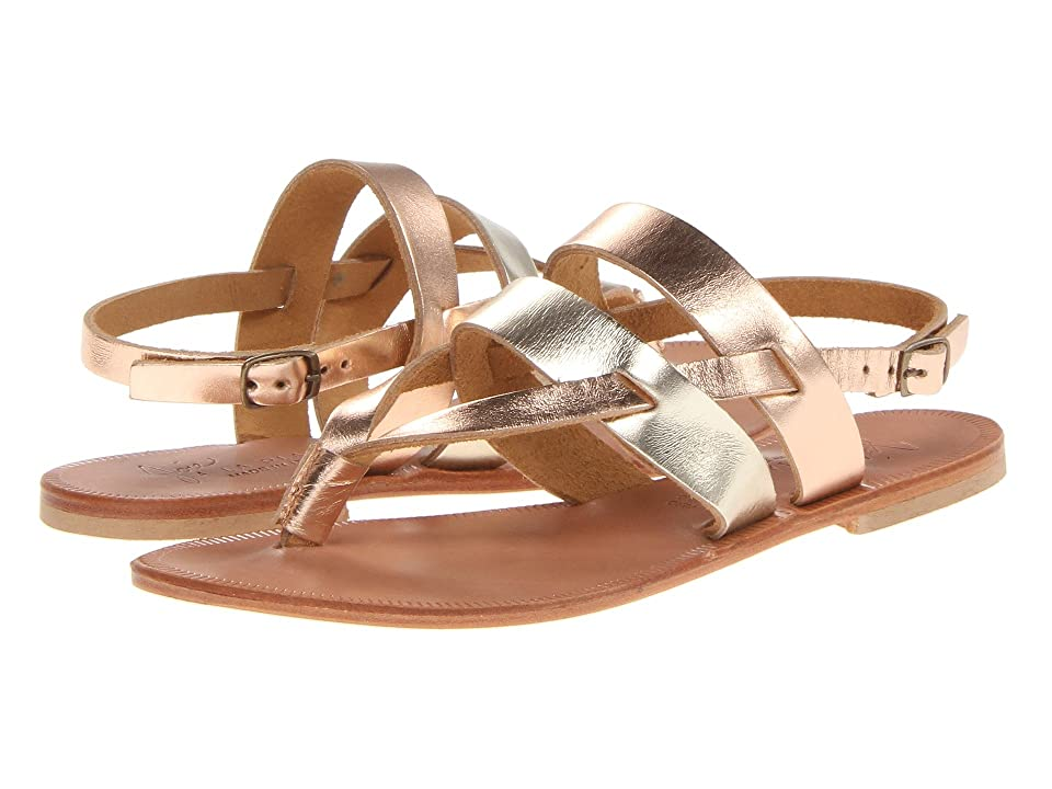 Joie Positano (Platinum/Rose Gold) Women