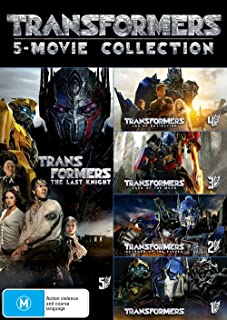 Transformers: 5-movie Collection (DVD)