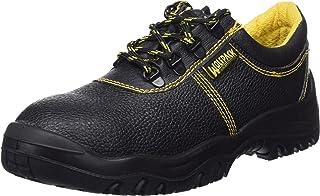 talla 39 Wolfpack 15018115 Zapatos de seguridad de piel color negro