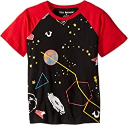 True Religion Kids - Spaced Out Tee (Toddler/Little Kids)