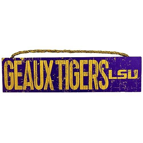 NCAA LSU Tigers 16