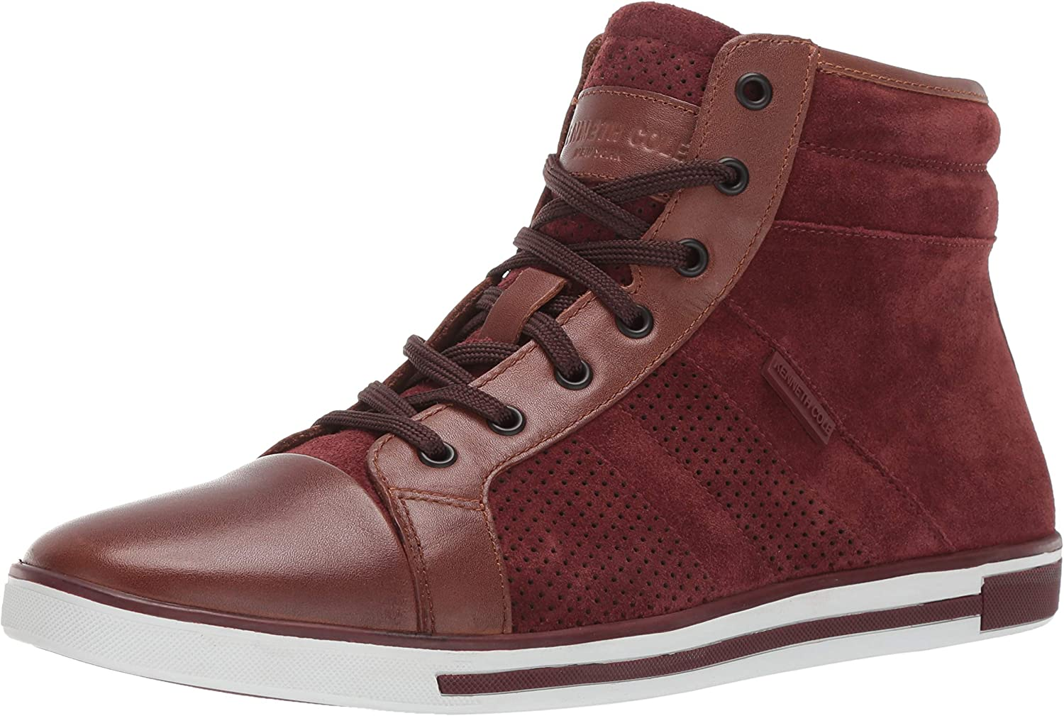 Kenneth Cole New York Mens Initial Point Sneaker