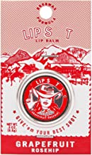 Lip Shit | Grapefruit and Rosehip Flavour Lip Balm by Blue Q