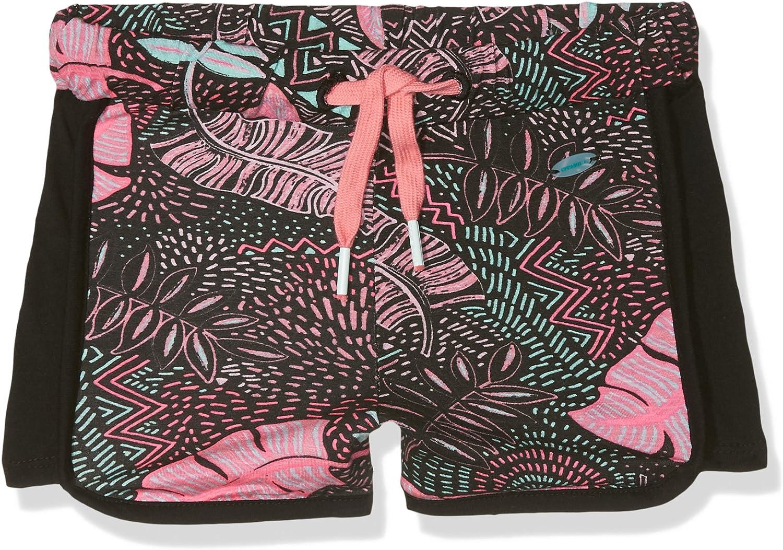 ONEILL Chill N Fille Cruz Streetwear Short 152 cm Black AOP W//Pink