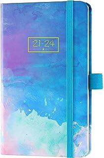 2021-2024 Pocket Planner/Calendar - Monthly Pocket Planner/Calendar with Pen Hold, July 2021-June 2024, 3 Year Monthly Pla...