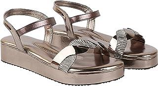 Do Bhai Casual Platform Heels Sandals For Women