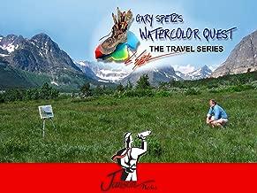 Gary Spetz's Watercolor Quest