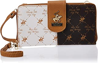 Beverly Hills Polo Club Womens Bhpc-wristlet Wallet Bag Wristlet Bag