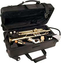 Trumpet MAX Rectangular Case with Interior Mute Storage by Protec, Model MX301