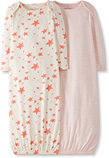 Baby 2-Pack Organic Cotton Sleeper Gown